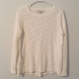 Loft Textured Sweater - NWOT